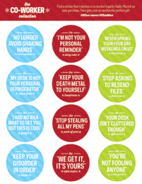 Office Depot Stickers